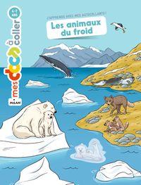 Couverture «Les animaux du froid»