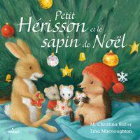 Couverture «Petit Hérisson et le sapin de Noël (tout-carton)»