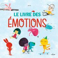 Couverture «Le livre des émotions – NE»