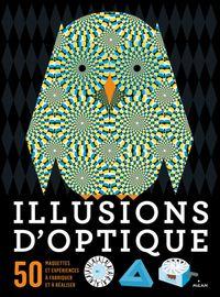 Couverture «Illusions d'optique»
