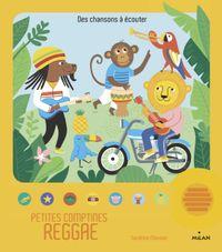 Couverture «Petites comptines reggae»