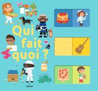 Cover of «Qui fait quoi?»
