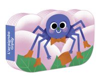 Couverture «L'araignée Gipsy»