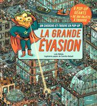 Cover of «Cherche et trouve – La grande évasion»