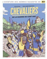 Couverture «Chevaliers de la guerre de Cent Ans»