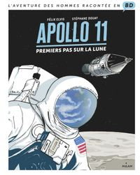 Couverture « Apollo 11 »