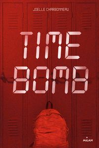Couverture « Time bomb »
