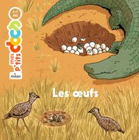 Cover of « Les œufs »