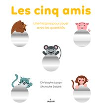 Cover of « Les 5 amis »