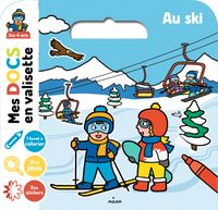 Couverture «Au ski»