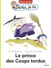Couverture «Le prince des Coups tordus»