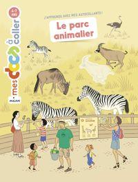 Couverture «Le parc animalier»