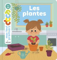Cover of «Les plantes»