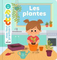 Couverture «Les plantes»
