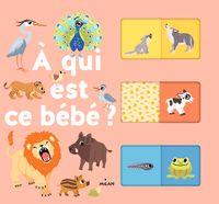Cover of «À qui est ce bébé?»