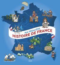 Couverture «Ma première histoire de France»