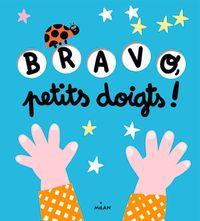 Couverture «Bravo, petits doigts!»