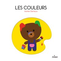 Cover of « Les couleurs »