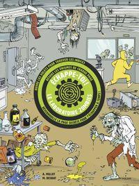 Couverture «Échappe-toi – Le laboratoire aux zombies»