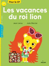 Couverture «Les vacances du roi lion (reprise prime)»