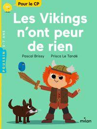 Couverture «Les Vikings n'ont peur de rien»