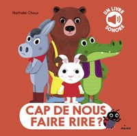 Cover of «Cap de nous faire rire?»