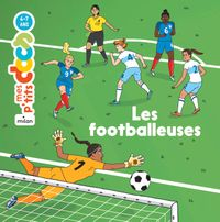 Cover of « Les footballeuses »