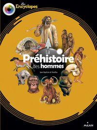 Couverture «La préhistoire des hommes NE»