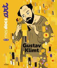 Couverture «Gustav Klimt»