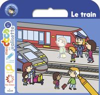 Couverture « Le train »