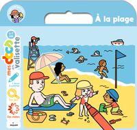 Couverture «À la plage»