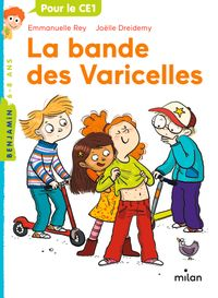 Cover of « La bande des varicelles »
