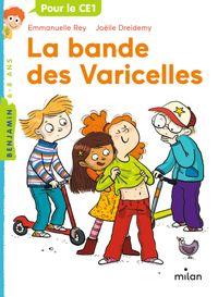 Cover of «La bande des varicelles»