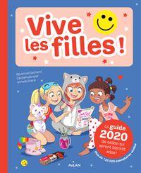 Couverture «Vive les filles ! 2021»
