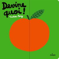 Cover of « Devine quoi ! »