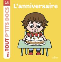 Cover of « L'anniversaire »