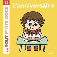 Cover of «L'anniversaire»