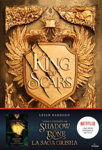 Couverture « King of scars »