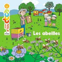 Cover of «Les abeilles»