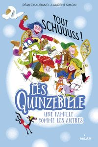 Cover of « Tout schuuuss ! »