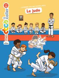 Couverture «Le judo»