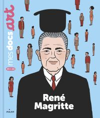 Cover of « René Magritte »