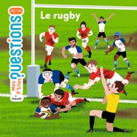 Couverture « Le rugby »