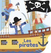 Couverture «Les pirates»