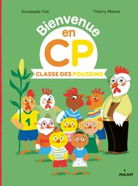 Couverture «Classe des Poussins»