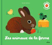 Cover of «Les animaux de la ferme»