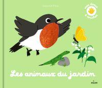 Cover of «Les animaux du jardin»