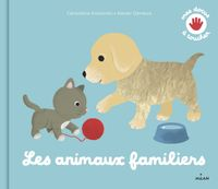 Cover of «Les animaux familiers»