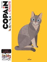 Couverture «Copain des chats»