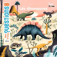 Cover of « Les dinosaures »